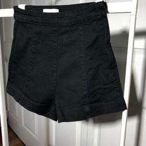 😱$5.00 DEAL😱 High Waist Black Shorts